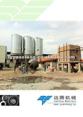 plaster of paris powder machine