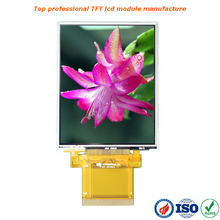 2.8 inch TFT LCD monitor 240*400 LCD display
