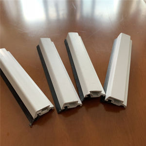 China manufatcory Anti-Uv extrusion Weiß dimex pvc/upvc profile china