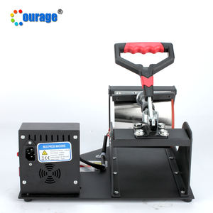 Coated magic mug thermal printing heat press sublimation machine