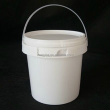 plastic bucket yogurt