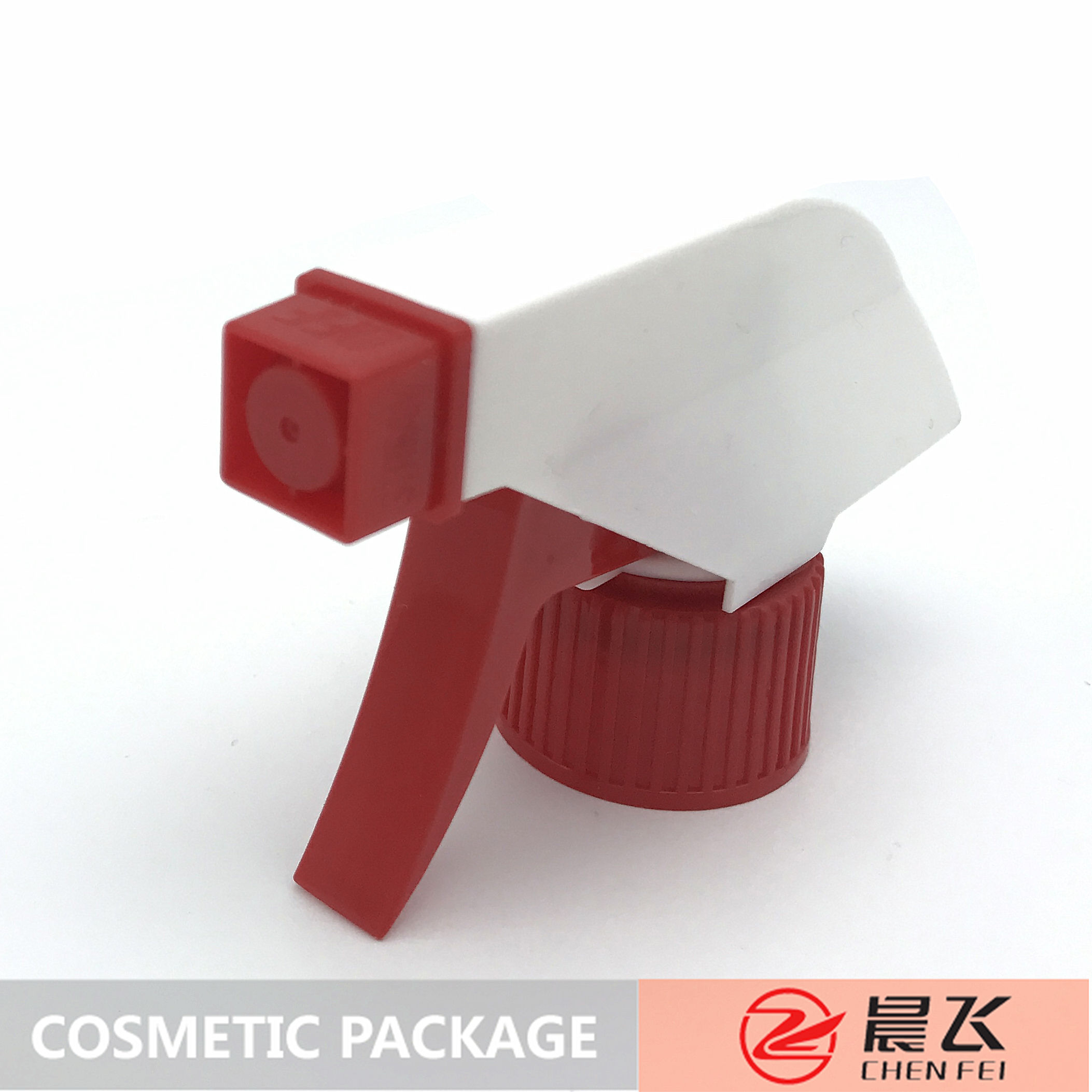 Factory direct sale trigger sprayers plastic bottles spray new design cap For Water Clean
