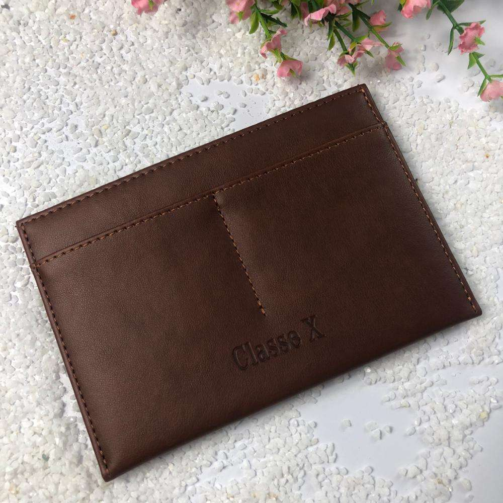 PU leather wallet/PU card hoder/car document holder