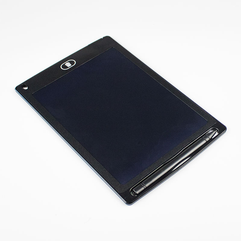 Whole sale paperless kids electronic writing pad 8.5 inch LCD writing board drawing tablet