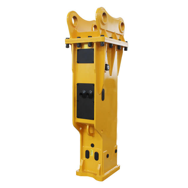 Good quality China supplier silence hydraulic breaker