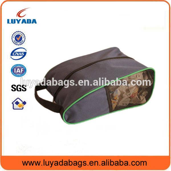poliestere fabbrica borsa scarpa con piccola rete traspirante quantità è benvenuto