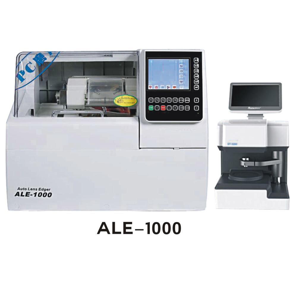 ALE-1000 Patternless Auto Lens Edger