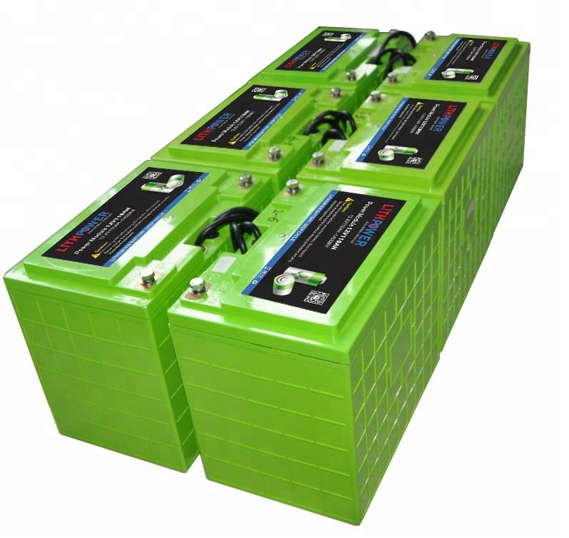 12 V 150ah Deep Cycle Lifepo4/Lithium Ion Solar Rv Li Ion Batterij
