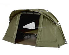 outdoor Big olive green carp fishing tent