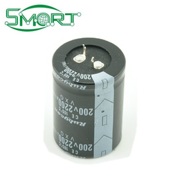 Smart Electronics New and Original Electrolytic Capacitor 2200uf 200v 250v 35*50 Electrolytic Capacitor Price