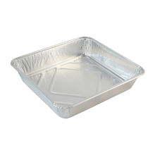 Disposable Aluminum Foil Baking Food Tray