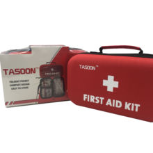 Emergency Survival EVA First Aid Kit Waterprofe First Aid Kit for Outdoor Hiking Camping