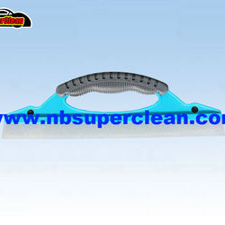 Car window windshield water blade, silicone cleaning wiper blade
