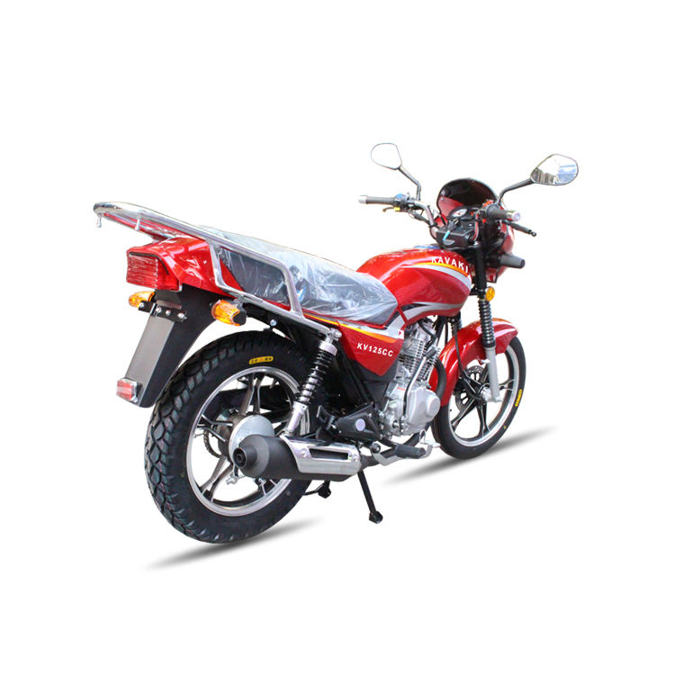 China Used CG150 petrol dirt bike cheap price 4-stroke drum brake adult motorcycle two wheel motorbike for sales