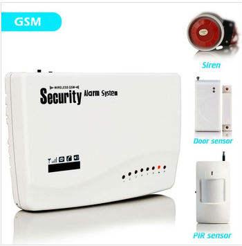 99 зоны общего пользования pstn gsm охранной панели( заб- 580g)