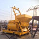 Js500 mini concrete mixer machine china with pump
