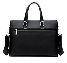 Hot Selling PU Leather Business Bag  Laptop Bag Briefcase For Men