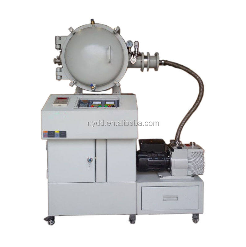 1800 Degree Laboratory Atmosphere Vacuum Furnace For Quenching Annealing Tempering Titanium Nickel Alloy Stainless Steel
