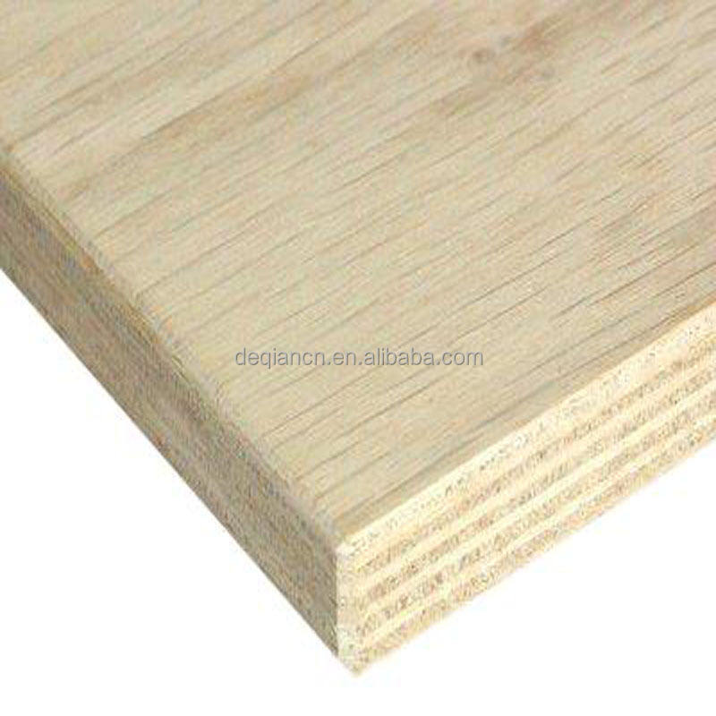 4x8 wood veneer waterproof/shutting/ cheap white oak / red oak plywood sheet manufacturer / factory price