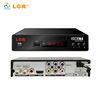 Easy and fast software upgrade through USB port ISDB-T tv receiver set top box isdb t