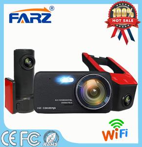 Canlı Takograf 1080 P Bedienungsanleitung Araba Kam HD araba DVR Iki Kamera A8 Dash Yeni 64 GB dropship