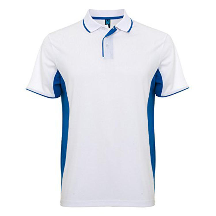Fashion Promotional Oem Two Color Uniform Latest Polo Shirt Designs For Men