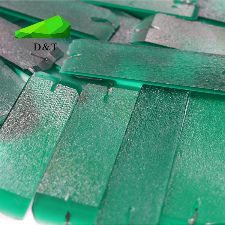 Wholesale price emerald raw materials rough loose gemstone