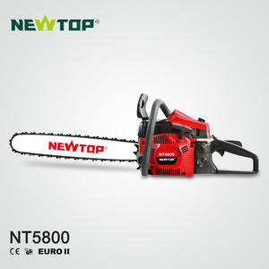 Professional Petrol Machines Chainsaw 5800