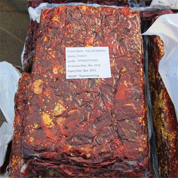 Factory Direct Export Dry Red Chili Pepper