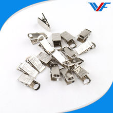 Good quality metal id card holder clip