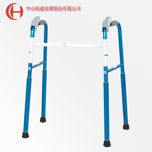 Low price aluminum multifunctional types of exercise walker for disabled people