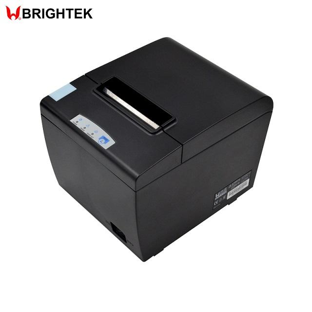 WH-P04 Two Cashbox Driver Signals USB Desktop POS Thermal Receipt Printer
