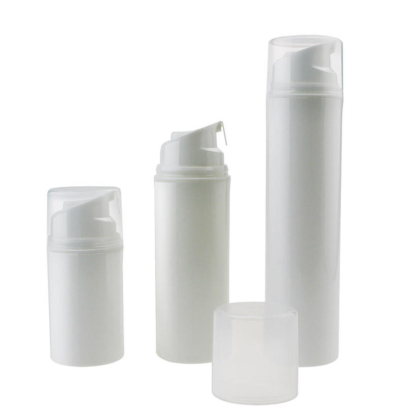 50ml Cosmetic Cream Airless Pump Bottle