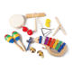 Orff instrument,kids wooden toy musical instrument set for sale
