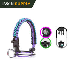 Outdoor Sport Paracord Bottle Handle for Wide Mouth Bottle