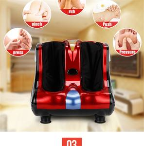 High Quality Electric Roller Foot Massager Multifunction Blood Circulation Foot and Leg Massager