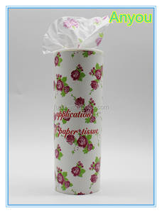 Groothandel Jumbobroodje tissues Roll en soft custom gedrukt promotionele Roll tissues