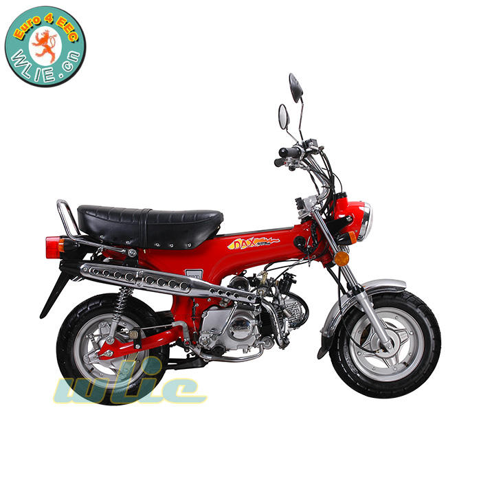 2019 New Discount 125cc and 50cc 4 stroke on road beach automatic motorcycle DAX, Monkey, Charly