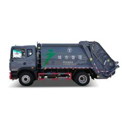 Dongfeng 4x2 rubbish compression 12000 liters garbage transport truck