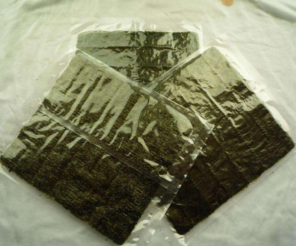 Wholesale nori seaweed sheet