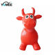 Inflatable Animal Animals Wholesale Colorful Drawing Inflatable Deer Animal Toys For Kids Inflatable Hopper Animals