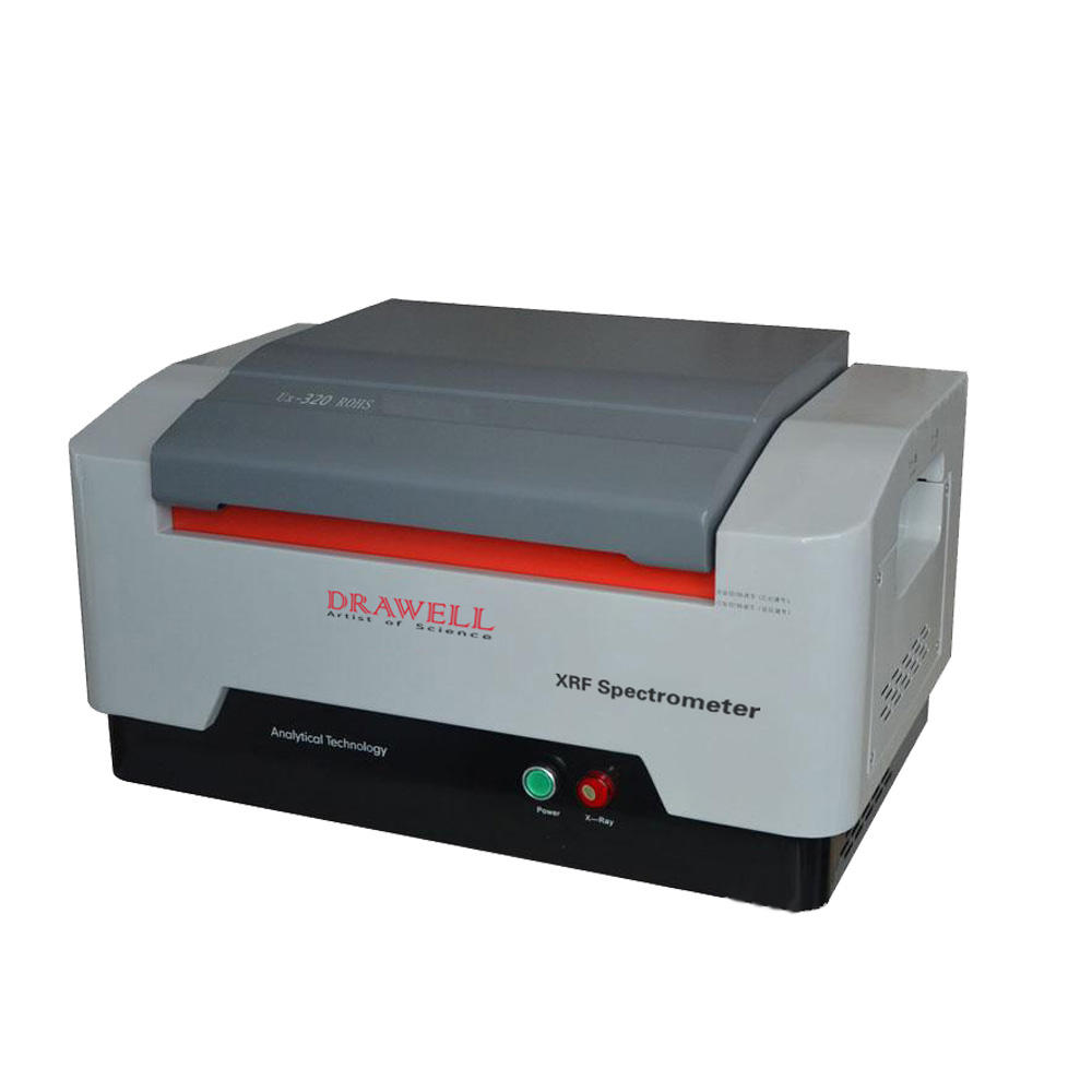 New types of xrf tester spectrometer for metal analyzer