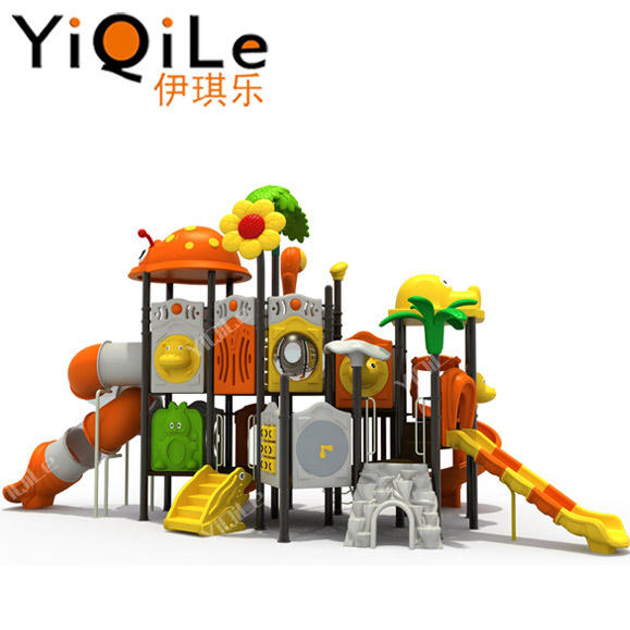 Fast delivery plastic tube slide wholesale price playground equipment used for preschool