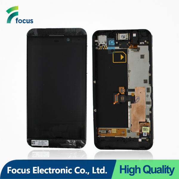 Good price for blackberry z10 mobile phone lcd