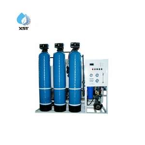 Waste water treatment plant ro purification machine