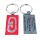 Custom metal luxury hotel soft enamel car hotel keychains design your own logo keyring