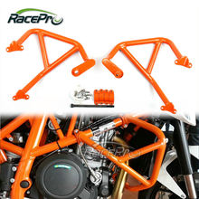 Racing Motorcycle Engine Crash Bar Protection Guard for KTM DUKE 690 (2013-2015)