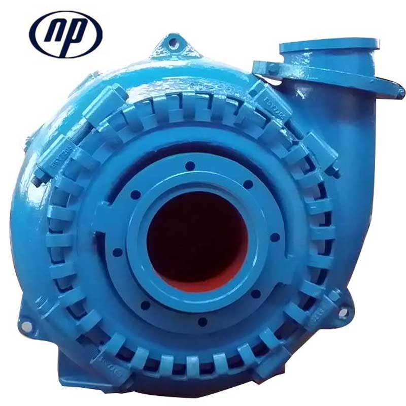 diesel engine dredger pump for pumping sand from river or sea