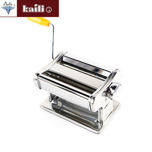 Goods From China Stainless Steel Manual Noodle Pasta Maker Machine