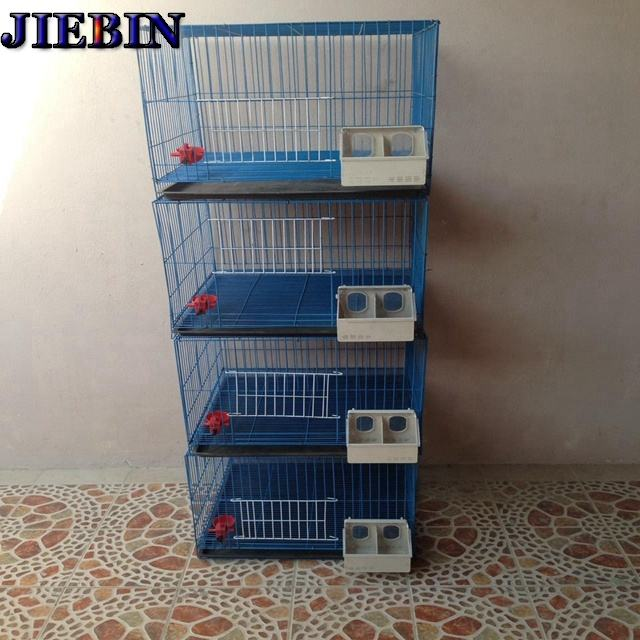 Powder Coated Welded Wire Mesh Panel/ Cage For Animals